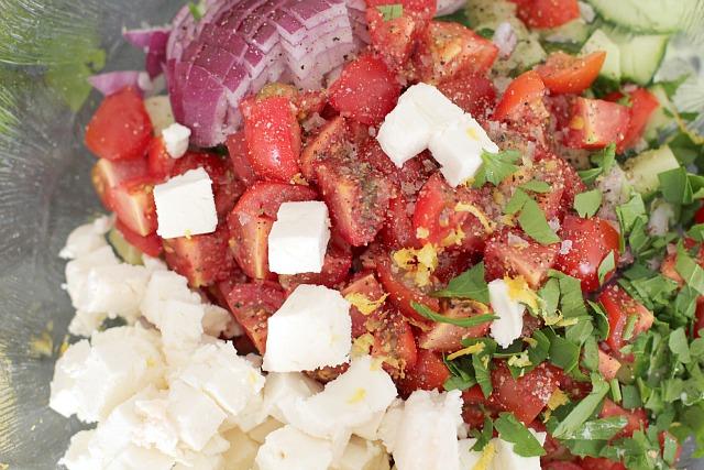 greek salad recipe 2