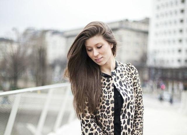 Zara leopard coat 03