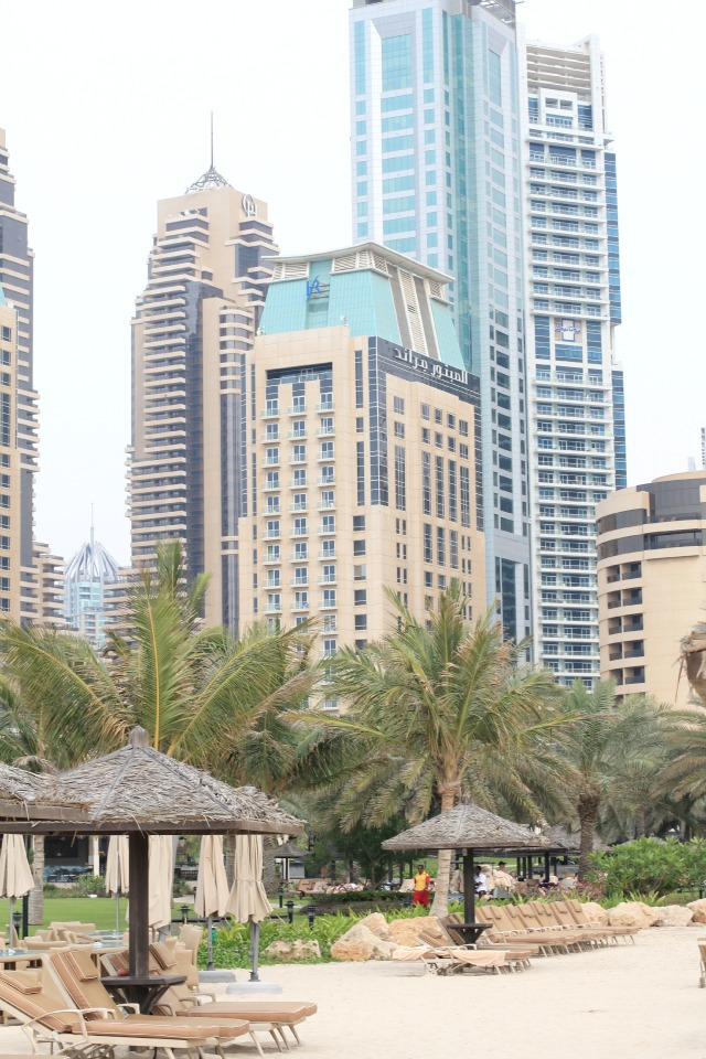 Dubai Beach Royal Meridien