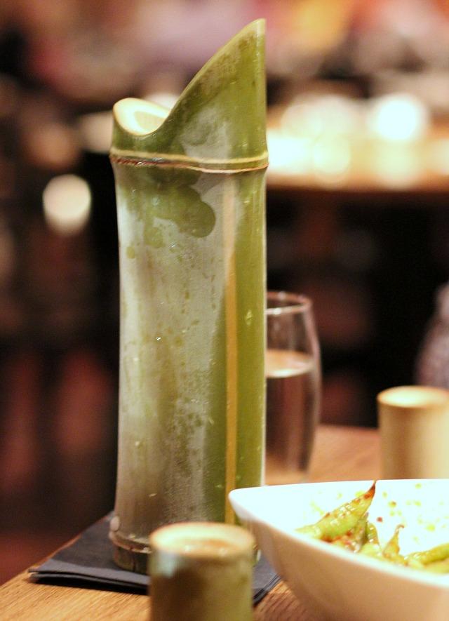 Nobu Dubai Sake