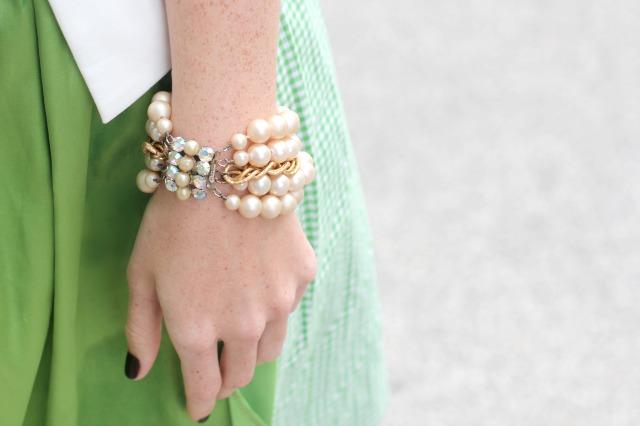 1940s vintage bracelet