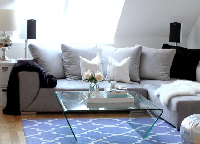 Living Room Update For Winter