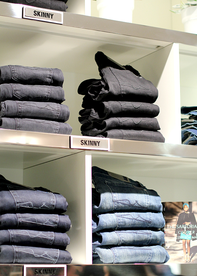 7 For All Mankind Store Seitzergasse 1010, Vienna, Austria