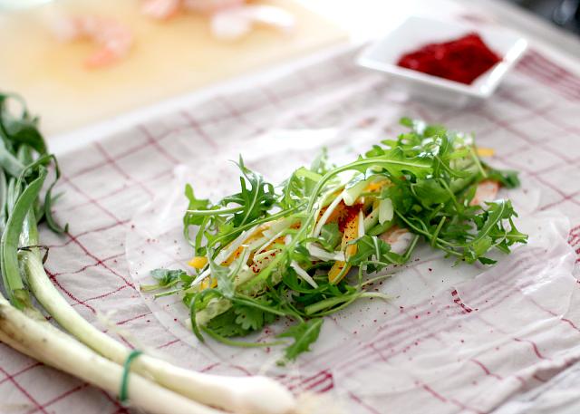 Recipe: Thai Summer Rolls