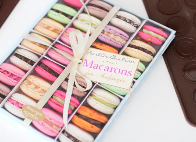 Recipe: Homemade Macarons | Bikinis & Passports
