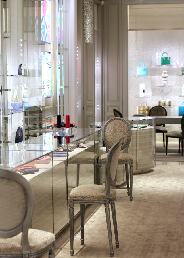 Dior Boutique Vienna