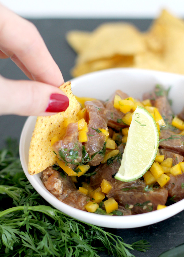 Tuna Poke Recipe