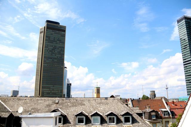 Frankfurt: Fossil Store Opening August 2014