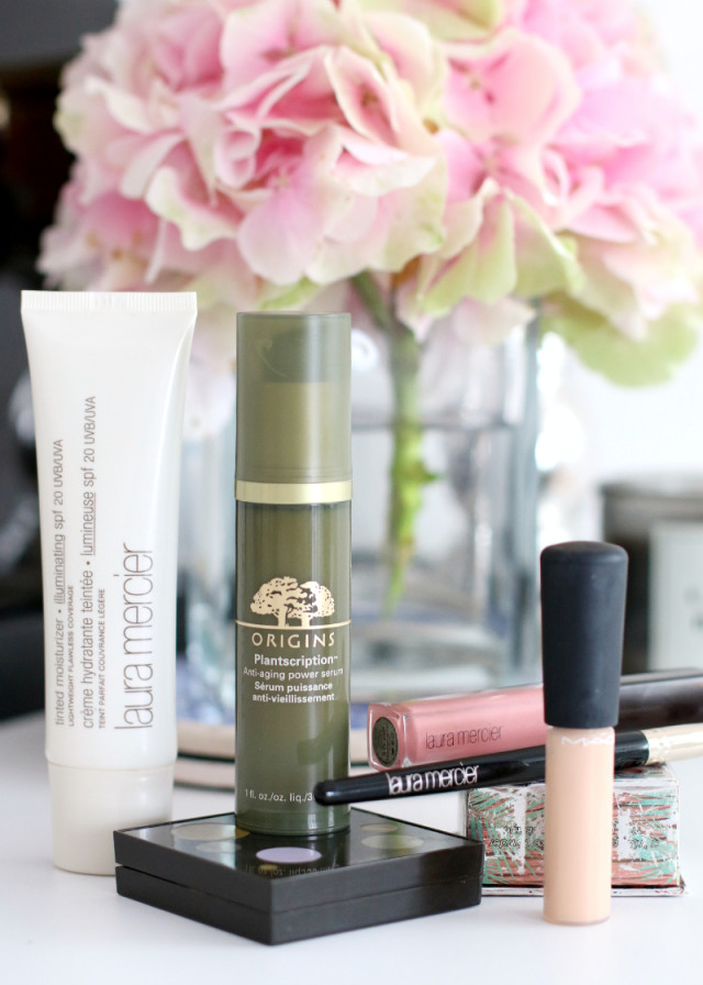 September Beauty Favorites: Laura Mercier, MAC, Origins & Benefit | Bikinis & Passports