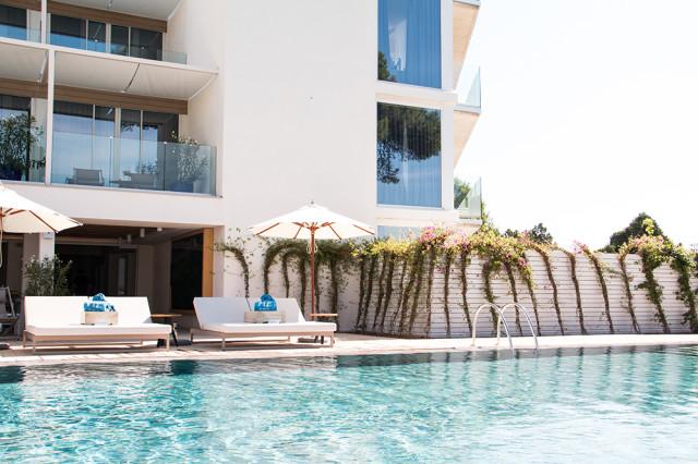 ME Ibiza Hotel Review - Bikinis & Passports