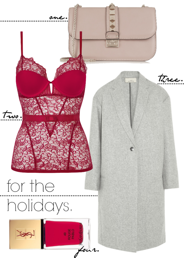 Triumph Lingerie for the holidays - Bikinis & Passports