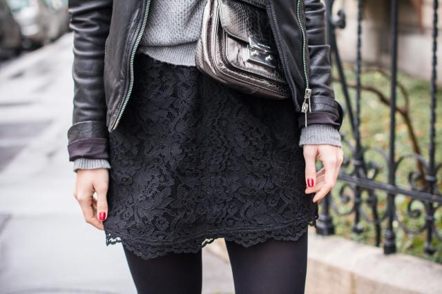 GIRISSIMA.com black lace dress - Bikinis & Passports