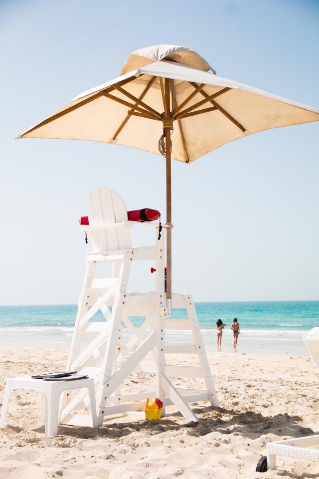Saadiyat Beach Club, Abu Dhabi | Bikinis & Passports