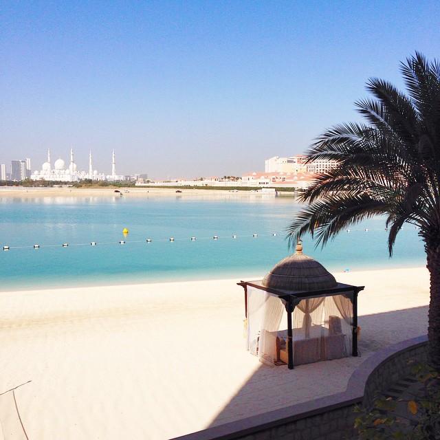 Abu Dhabi   Bikinis & Passports