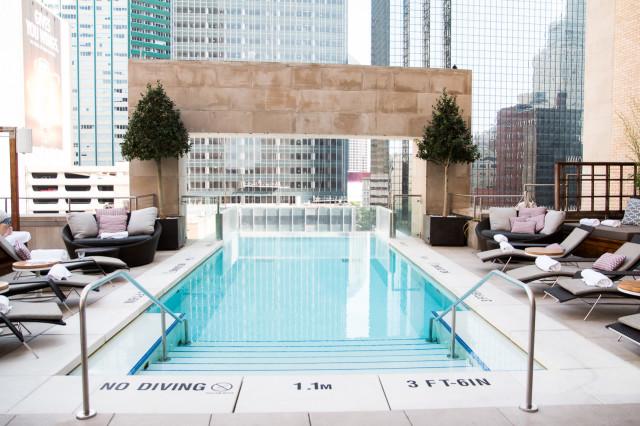 The Joule Hotel Dallas - Review   Bikinis & Passports