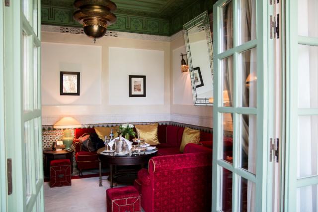 La Mamounia Hotel Marrakech with mybestbrands.de | Bikinis & Passports
