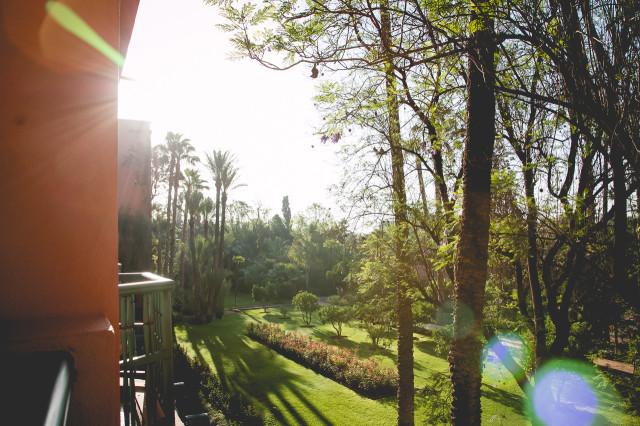La Mamounia Marrakech - Hotel Review | Bikinis & Passports