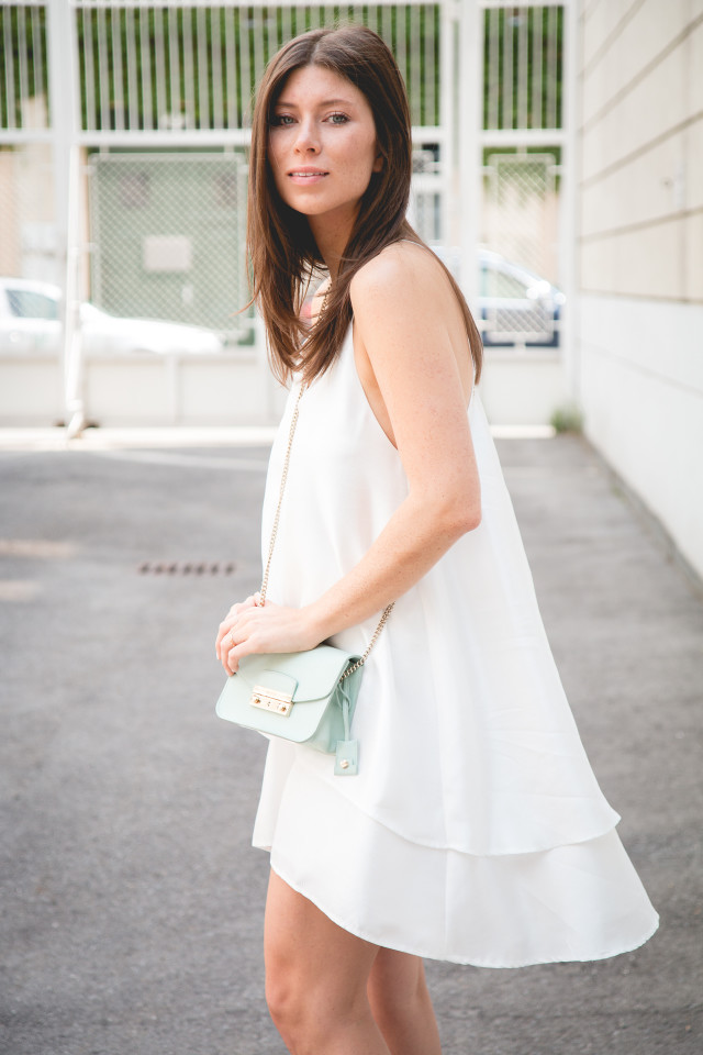 OUTFIT: Fête Blanche - C/Meo Collective New Day White Dress | Bikinis & Passports