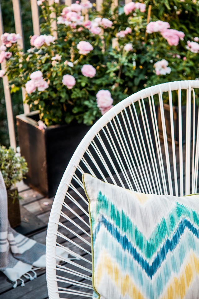 OUTDOOR LIVING: final touches for our deck with WestwingNow | Bikinis & Passports