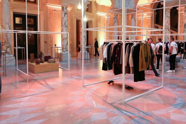 #nichtaltmodisch Zalando Pop-Up Store Vienna | Bikinis & Passports