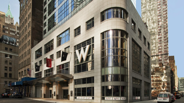 Hotel Review: W Hotel New York - Downtown | Bikinis & Passports