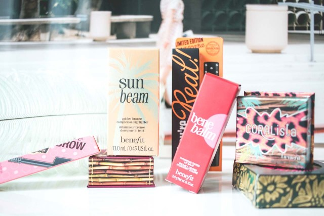 Bikinis & Passports Advent Calendar Day 1: Benefit Cosmetics | Bikinis & Passports