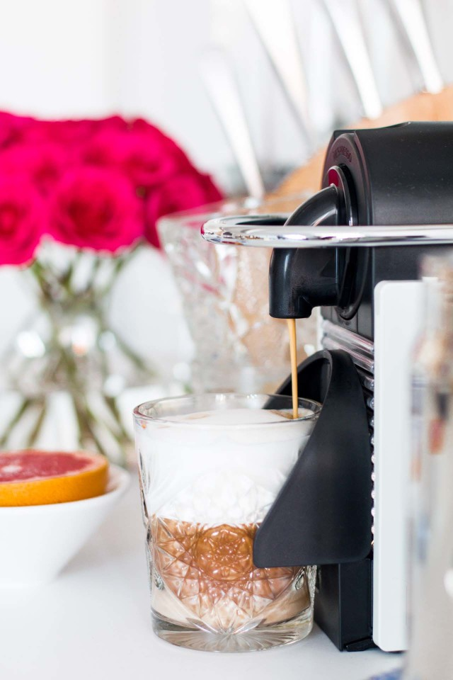 Breakfast Love: Nespresso, what else? Giveaway | Bikinis & Passports