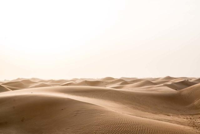Traveling to Abu Dhabi | Bikinis & Passports