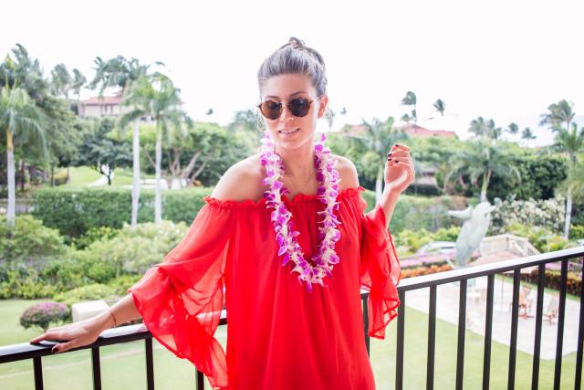 Aloha Maui: Getting Leid in Maui   Bikinis & Passports