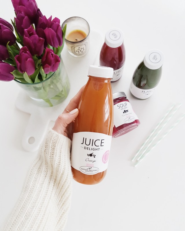 Detox Delight Juice Cleans Review   Bikinis & Passports