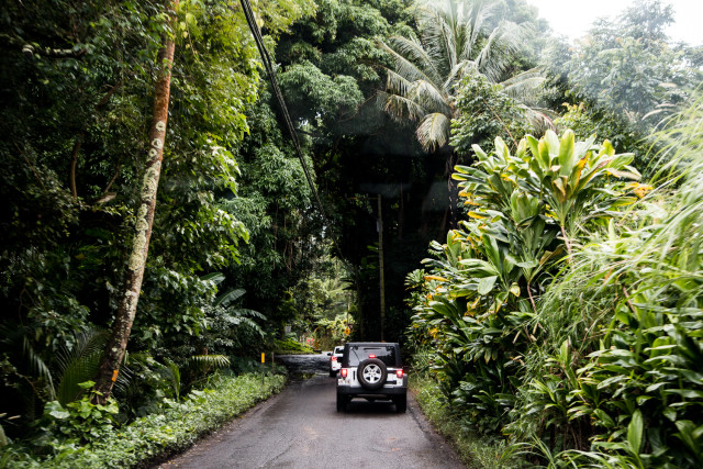 TRAVEL: road to hana | Bikinis & Passports