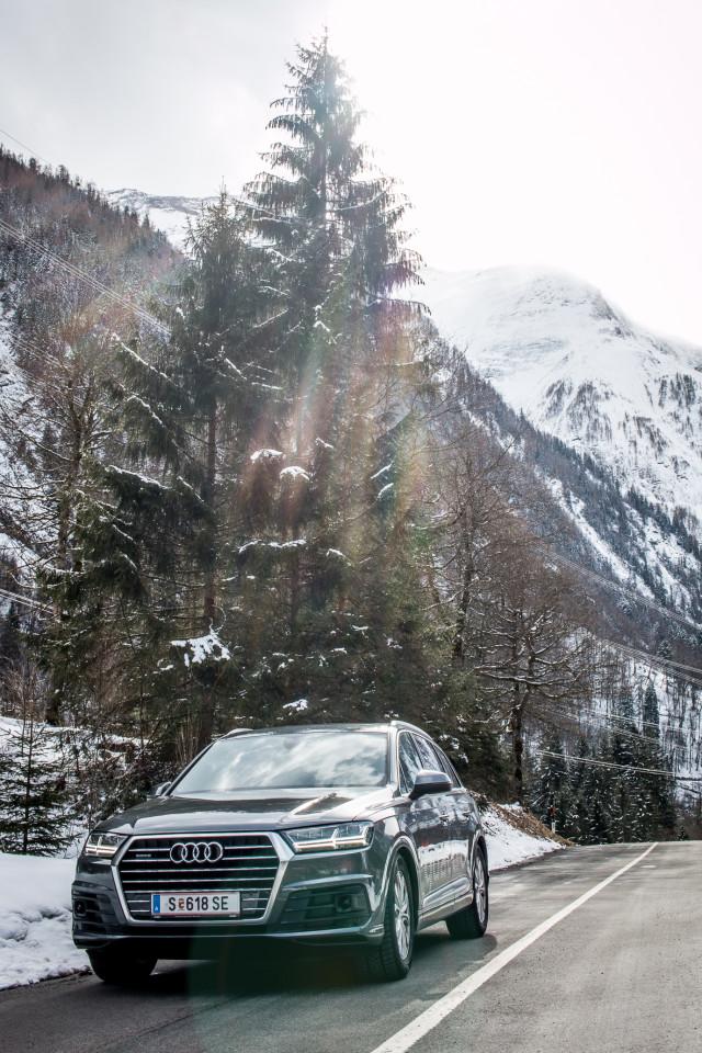 Travel: Audi Home of Quattro Zell am See - Kaprun | Bikinis & Passports