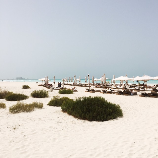 Travel: Snapshots from Abu Dhabi | Bikinis & Passports