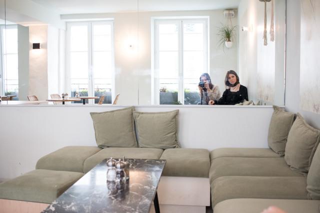 Café SEASON Paris Rue Charles-François Dupuis | Bikinis & Passports