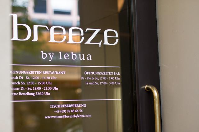 breeze by lebua frankfurt restaurant review | Bikinis & Passports