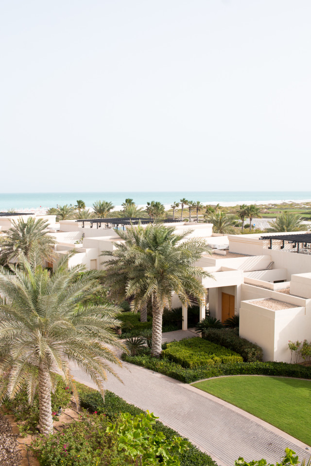 HOTEL REVIEW Park Hyatt Abu Dhabi Hotel and Villas | Bikinis & Passports