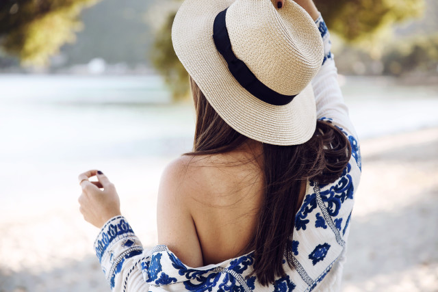 OUTFIT: jumpsuit - 3 ways to wear   Bikinis & Passports