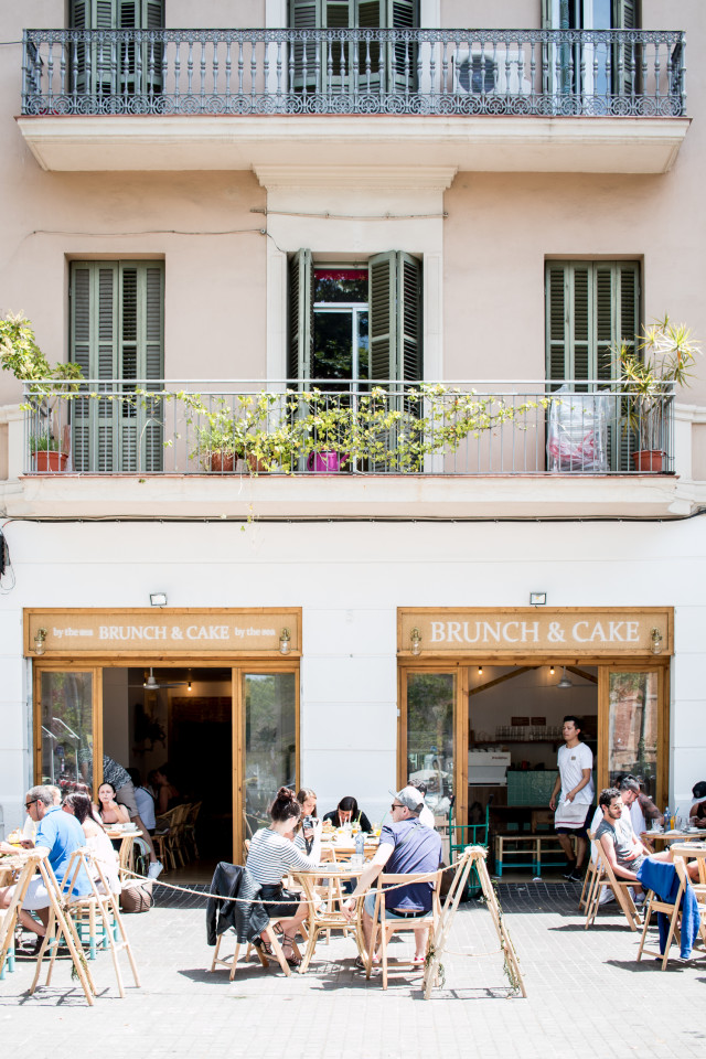 TRAVEL: best brunch spots in Barcelona | Bikinis & Passports