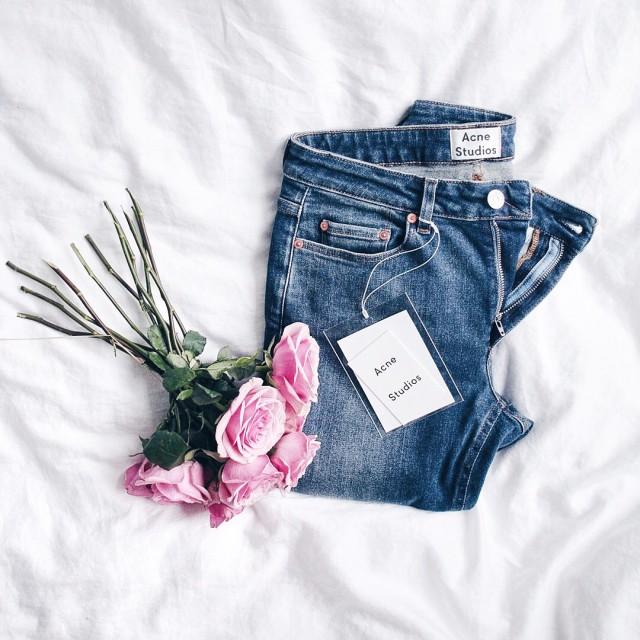Acne Jeans | Bikinis & Passports