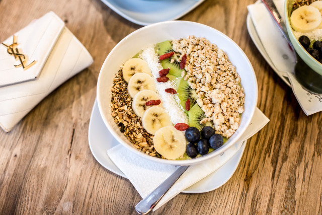 Healthy Breakfast Ideas - Breakfast Diary Vicky Heiler | Bikinis & Passports