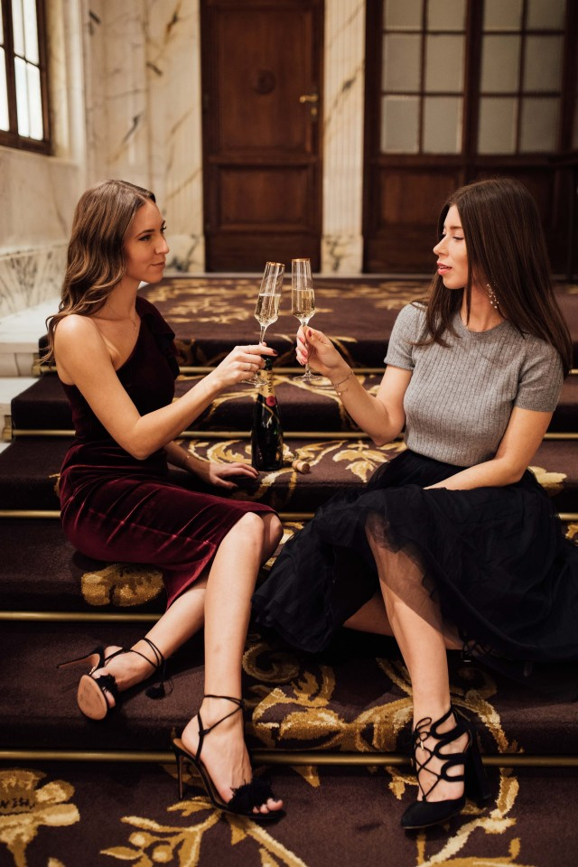 Celebrate the now with Moët & Chandon