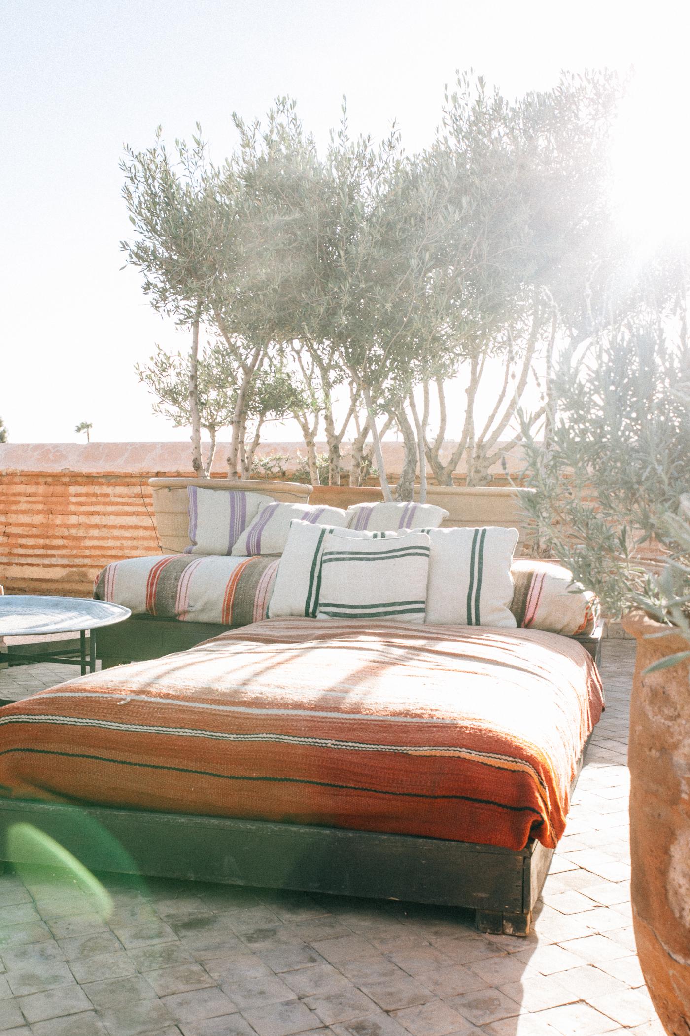 El-Fenn Boutique Hotel Marrakech | Bikinis & Passports