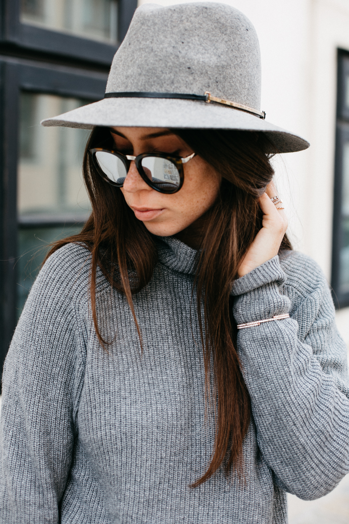 ... Janessa Leone Hat 190fed17b54a