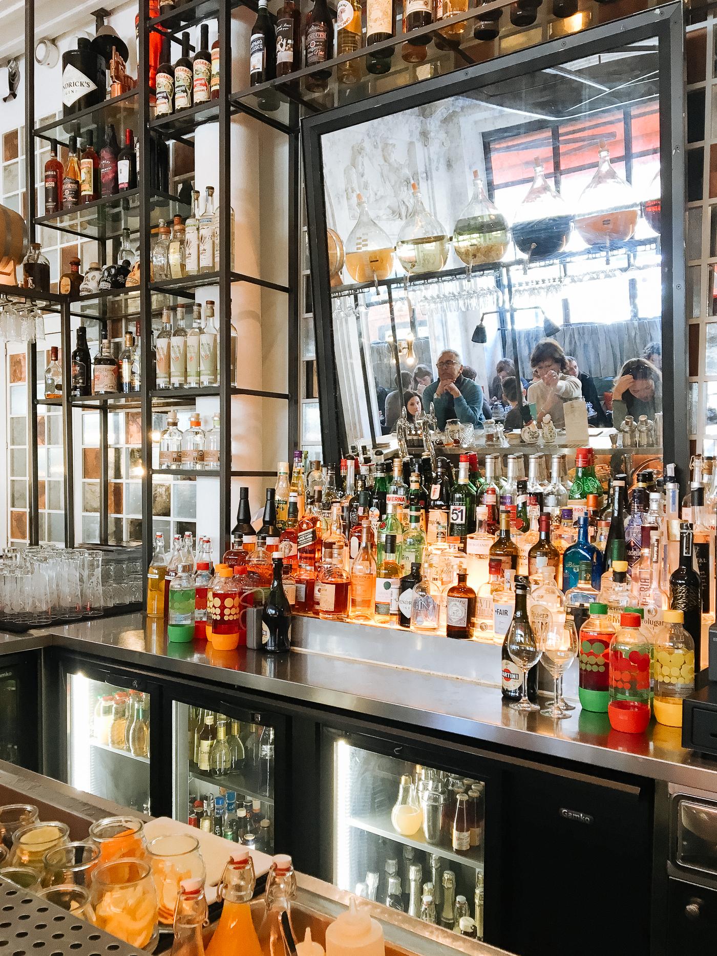 best lunch spots in Paris: Ober Mamma Italian Food   Bikinis & Passports