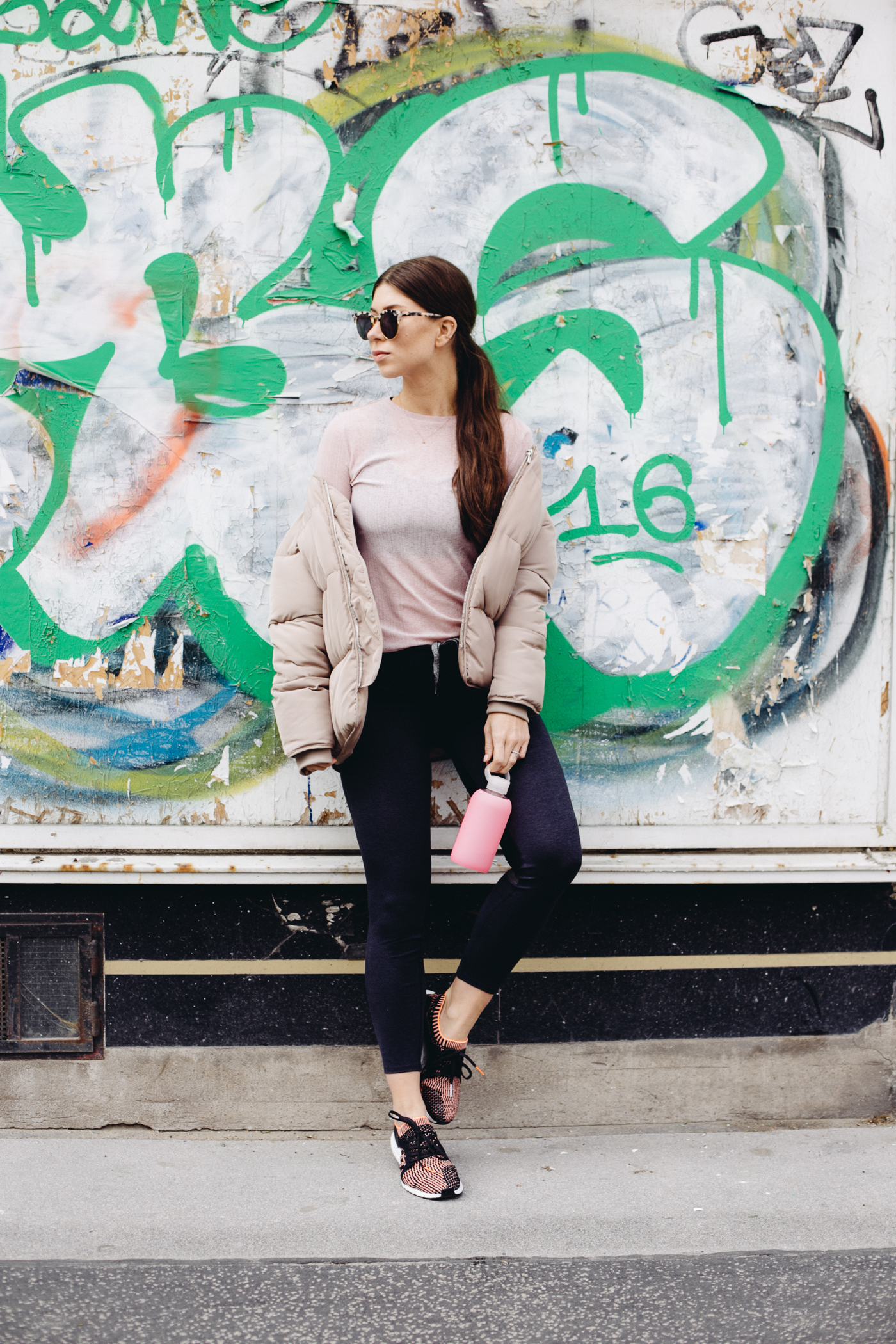 ... bkr water bottle, yoga accessories | Bikinis & Passports Adidas Ultra  Boost women's sneakers 2017, active wear ...