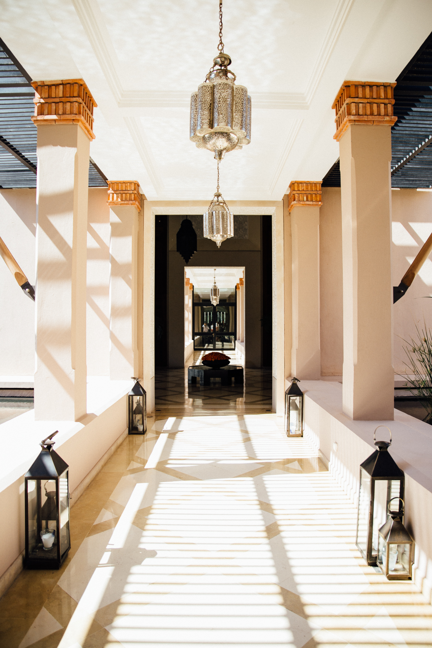 Hotel Review: Four Seasons Resort Marrakech | Bikinis & Passports