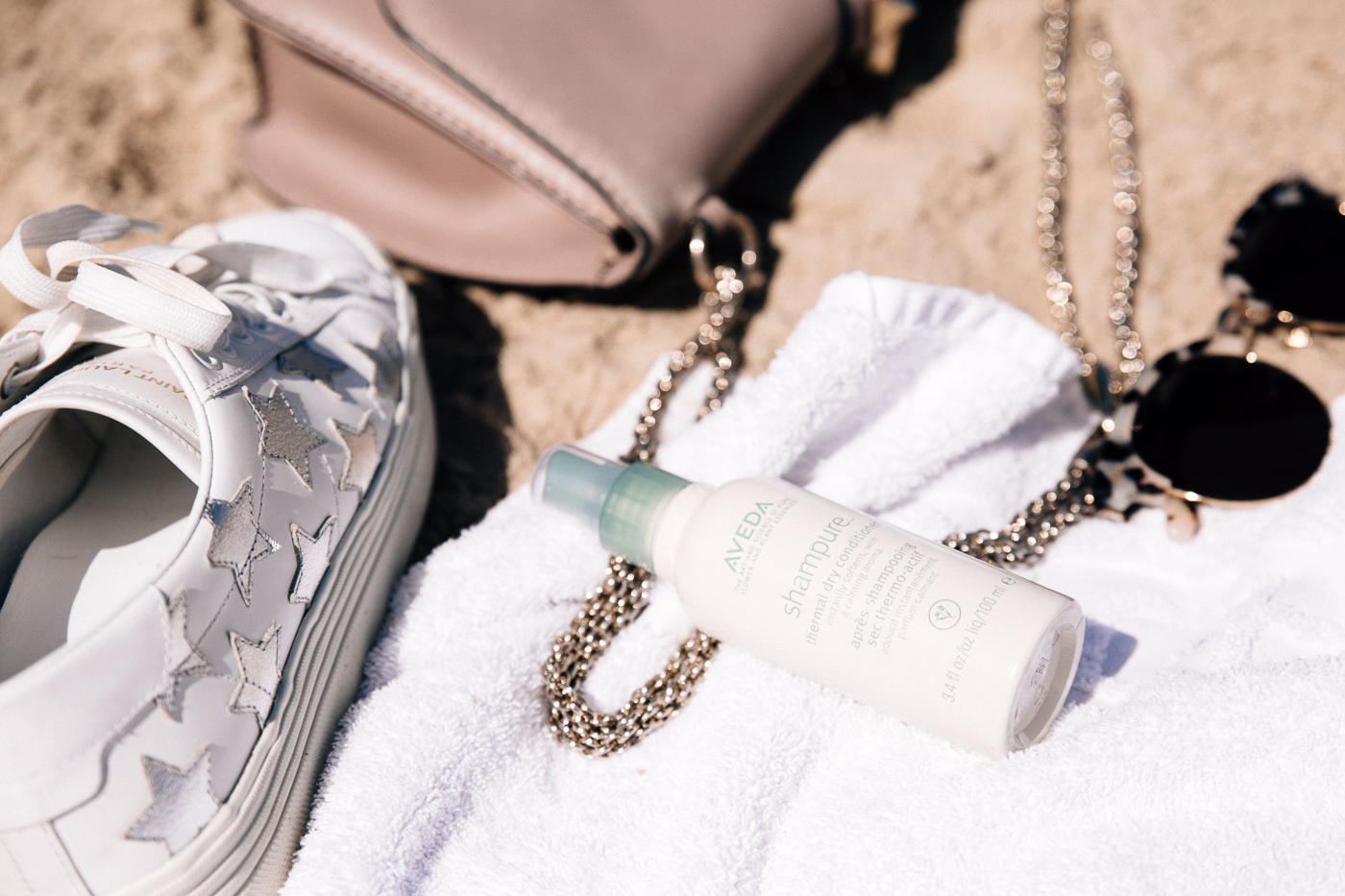 Aveda Shampure Thermal Dry Conditioner - Bikinis & Passports