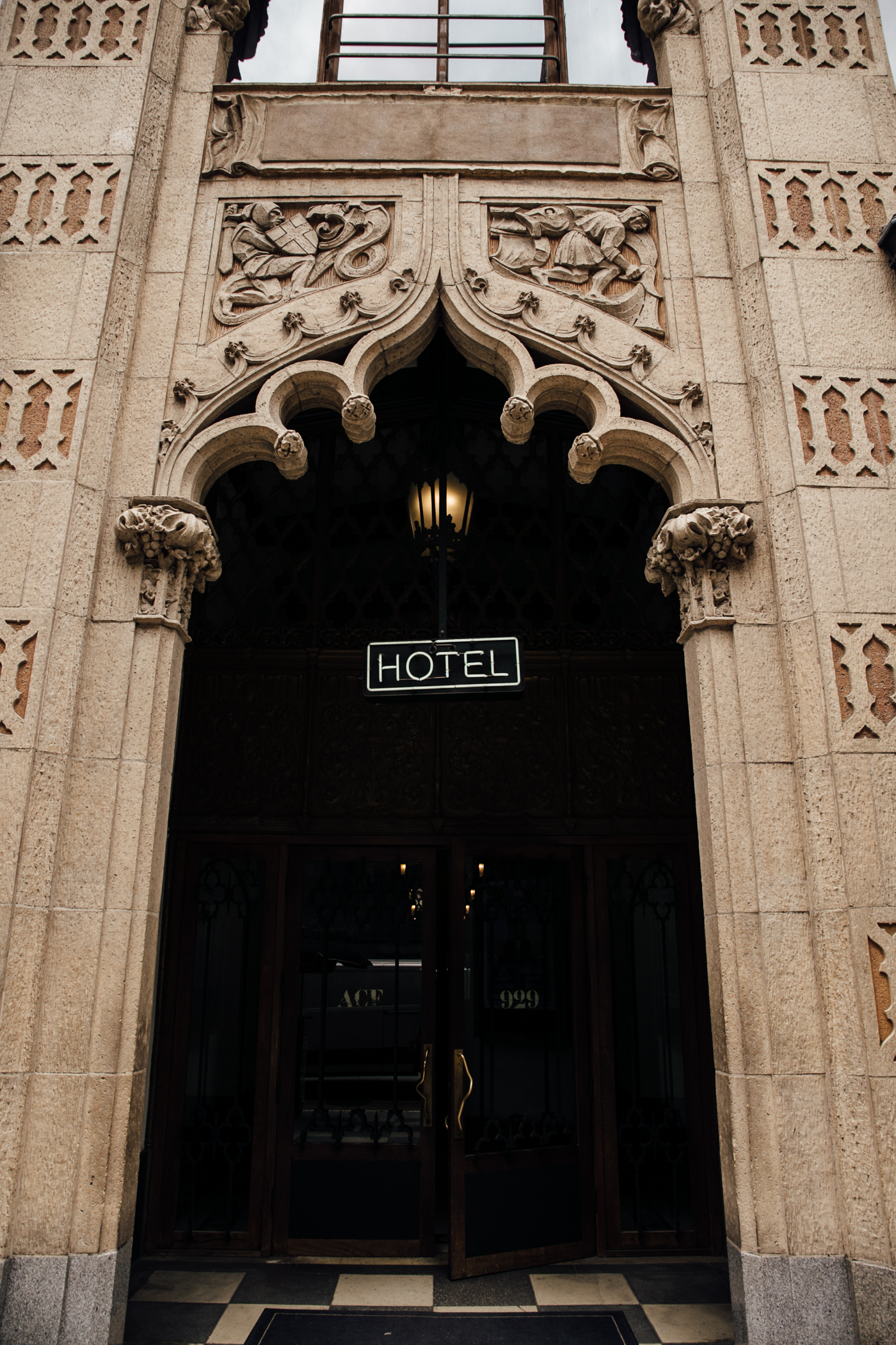 Ace Hotel Downtown Los Angeles | Bikinis & Passports