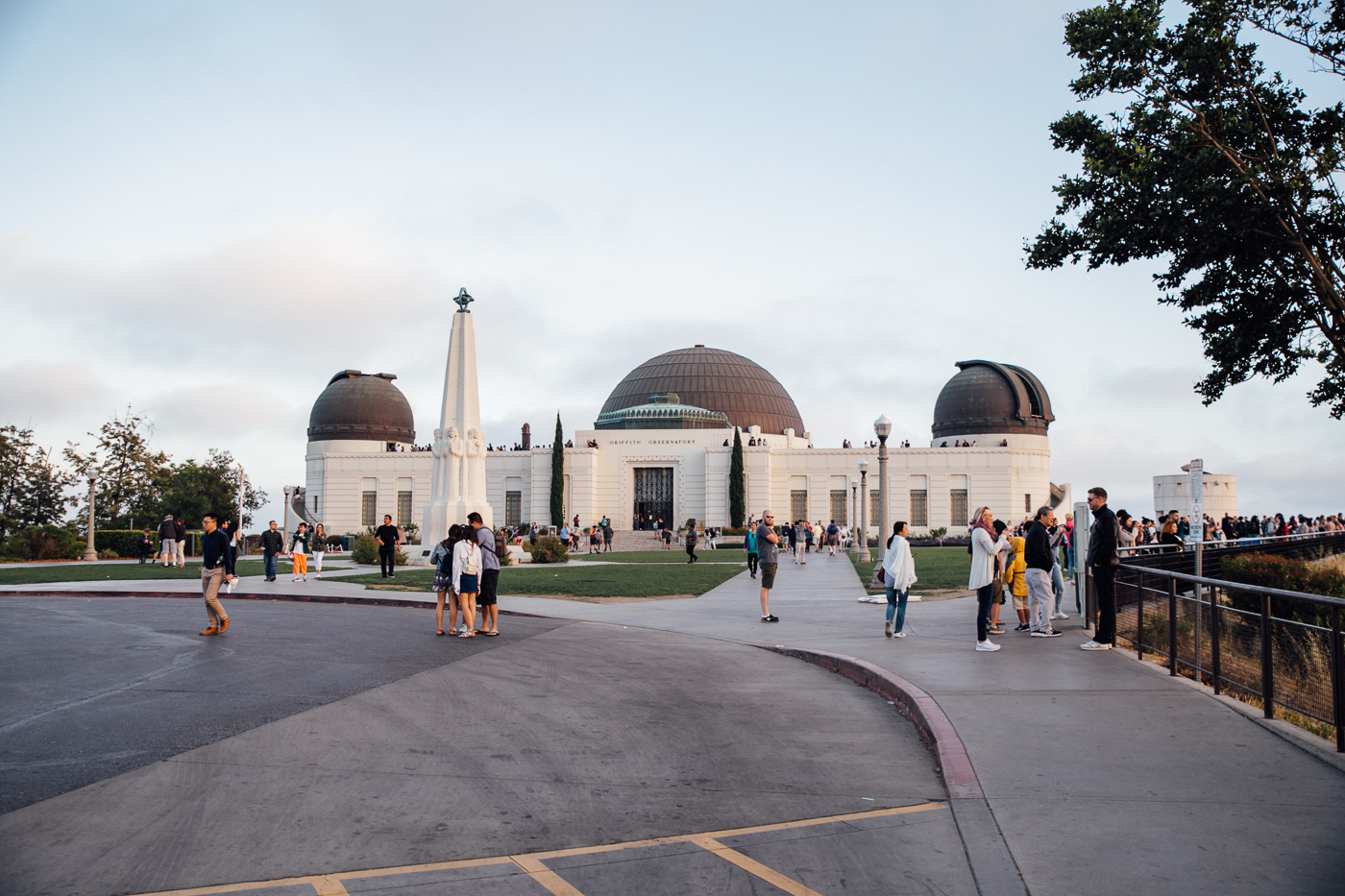 Griffith Observatory | Bikinis & Passports