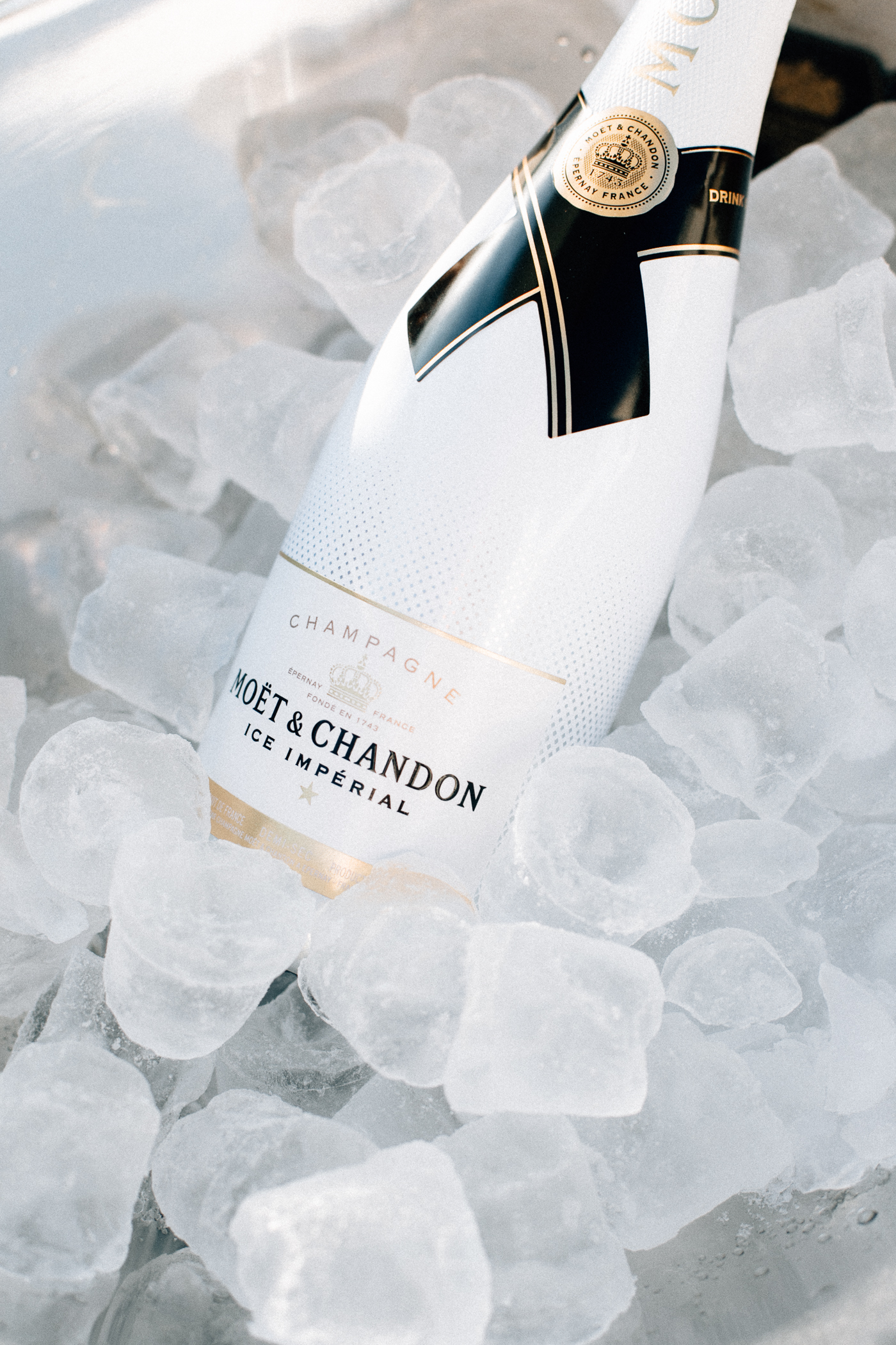 Moet Chandon Ice Imperial - Best Served on Ice | Bikinis & Passports